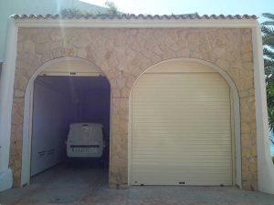 Puerta Enrollable de Garaje