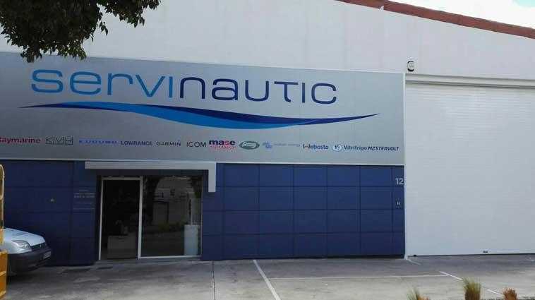 Puerta Nave Industrial