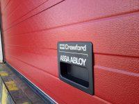 panel sandwich puerta seccional