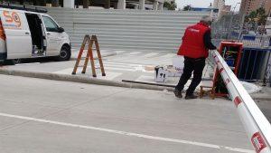 Reparación barrera Automática Alicante